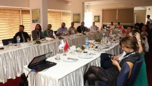 ANDGİAD'ın İş'te Üye' toplantısı yapıldı