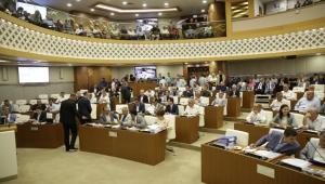 Büyükşehir'de 'oy birliği' meclisi