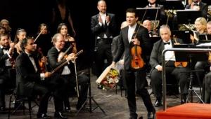 Antalya Devlet Senfonide muhteşem konser