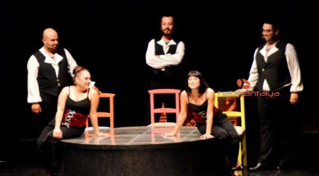 Antalya DOB 'Türküyem'i sahneledi