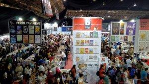 Kitap Fuarı'nı 613 bin kişi ziyaret etti