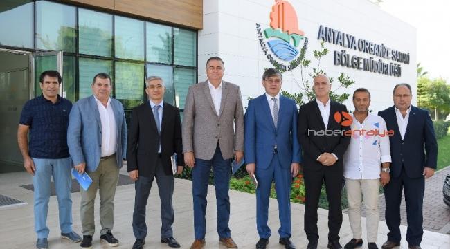 Antalya OSB - Kazakistan kardeşliği