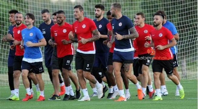 Antalyaspor'da Gençlerbirliği mesaisi