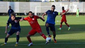 Antalyaspor, hazırlık maçında FC Desna Chernihiv'i mağlup etti