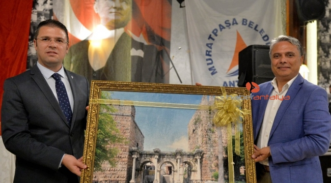 """Başkan Uysal, """"Milimetrik tasarruflarla, her şeyimizi kendimizi üreterek harcıyoruz"""""""