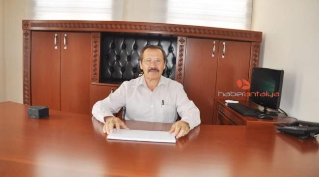 Finike Belediyesi'ne üçüncü başkan yardımcısı ataması yapıldı