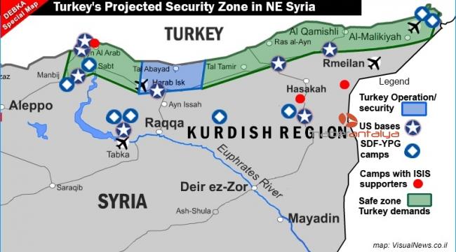 İsrailli istihbaratçıların Türkiye