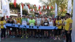 Kaş'ta Yarı Maraton Yarışları yapılacak