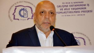 Mahmut Arslan: Kadına şiddetin önüne geçmek için sorumluluk almalıyız