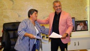 Manavgat Belediyesi kadına yönelik şiddete karşı protokol imzaladı