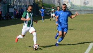 Serik Belediyespor-Sultanbeyli Belediyespor: 2-1