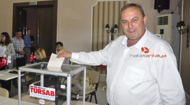TÜRSAB Manavgat Side BTK'da seçim