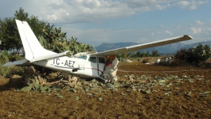 Uçak kazasının esrarı çözüldü