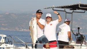 Alanya Balıkçılık Turnuvası tamamladı.