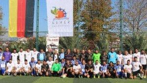 Alman Konsoloslukları Futbol Turnuvası yapıldı