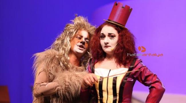 Antalya Devlet Opera ve Balesinden çocuklar için yeni oyun