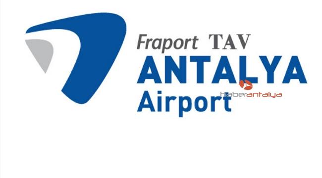 Antalya'nın vergi rekortmeni Fraport-TAV