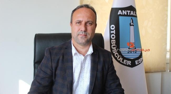 Antalya Otobüsçüler Odası'ndan patenci gençlerin darp edilmesine ilişkin açıklama