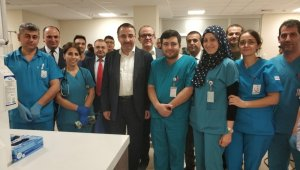 Antalya'nın sağlık verimliliği değerlendirildi