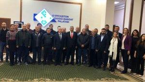 ATSO Tarım Kümesinin Özbekistan temasları