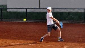 Avrupa Junior Tenis Turnuvası başladı