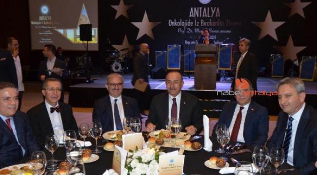 Bakan Çavuşoğlu: 'ANNEMİ KANSERDEN KAYBETTİM'