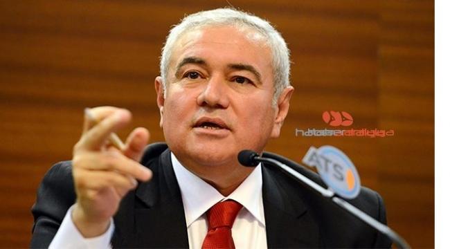 Başkan Çetin'in 10 Kasım mesajı