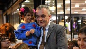 """Başkan Esen: """"Çocuklarımıza daha güzel bir dünya kurmak istiyoruz"""""""
