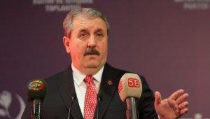 """BBP lideri Mustafa Destici: """"ABD Temsilciler Meclisi'nde alınan kararların değeri yoktur"""""""