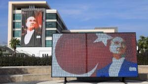Bu mozaik, Türkiye'de bir ilk