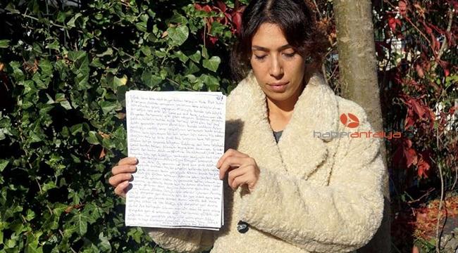 Ceza evinden dehşete düşüren mektup: Martta geleceğim