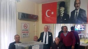 CHP Finike'de delege seçimleri başladı