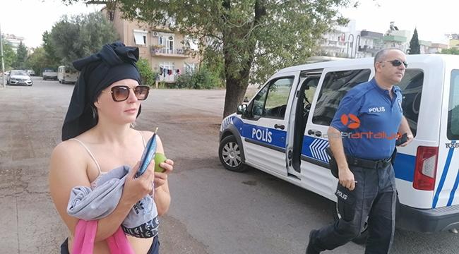 İhbar yağdı... Manavgat'ın gizemli turisti yakalandı