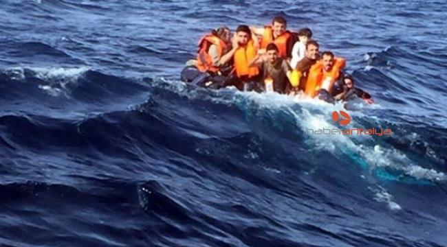 Göçmen kaçakçılığından 2 tutuklama
