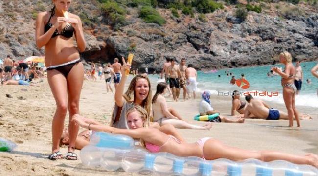 İngiliz turistte katlamalı artış trendi