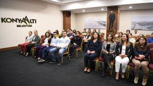 """Konyaaltı'nda """"Kök Hücre Bağışı"""" semineri"""