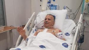 MATSO Başkanı Boztaş ameliyat oldu