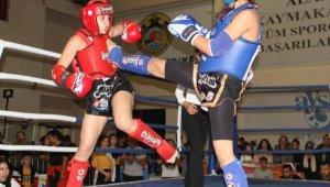 Muay Thai şampiyonası sona erdi