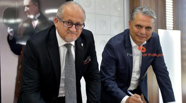Muratpaşa Belediyesi ve ANSİAD'dan Teknoloji eğitimi için dev işbirliği