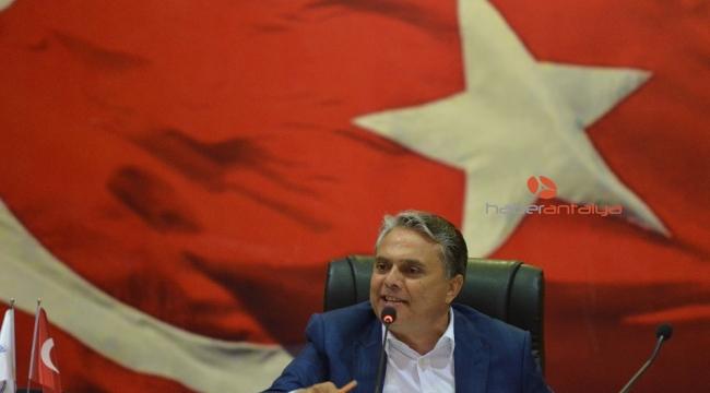 Başkan Uysal: Kamu arazisinin bekçisi biziz