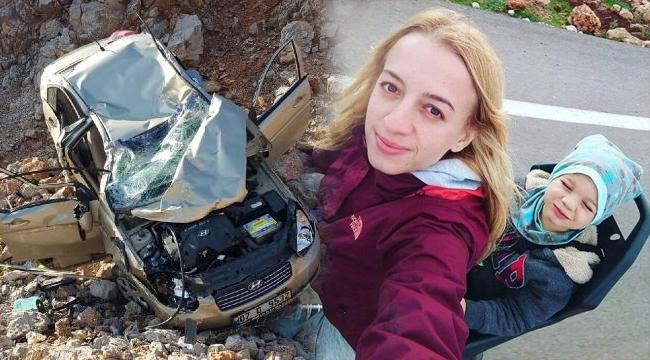 Ölüm Özlem hemşireyi nöbet dönüşü yakaladı