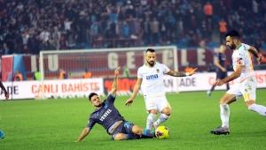 Trabzonspor: 1 - Alanyaspor: 0