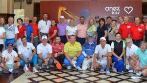 Turizmciler Açık Golf Turnuvası'nda buluştu