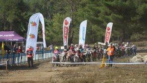 Türkiye Enduro ve ATV Şampiyonası 3'üncü ayak yarışları tamamlandı