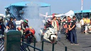 Türkiye Motodrag şampiyonası Kepez'de
