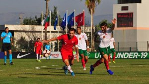 U19 milliler, Elit Tur'a namağlup yükseldi