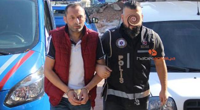 Uyuşturucuyla yakalanan şüpheli tutuklandı