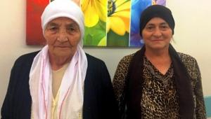 73 yaşındaki anne, böbreğiyle kızına can verdi