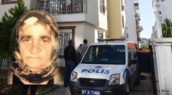 Antalya'da 78 yaşındaki kadın intihar etti