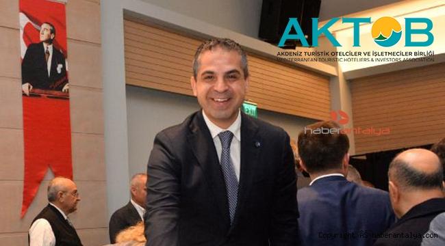 AKTOB seçimini Erkan Yağcı kazandı